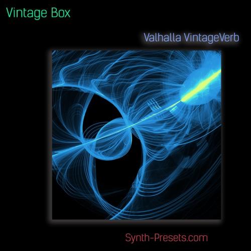 Vintage Box Presets For Valhalla VintageVerb