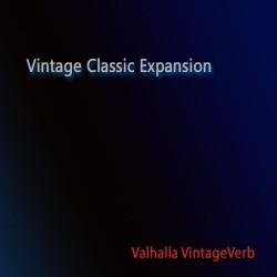 Vintage Classic for Valhalla VintageVerb